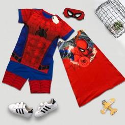 Đồ bộ siêu nhân nhện Spiderman cơ bắp LV3