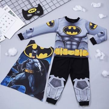 Bộ hóa trang siêu nhân người dơi Batman - tặng áo choàng và mặt nạ