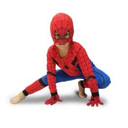 Đồ siêu nhân tay dài nhện Home Coming cé trai từ 12kg - 37kg