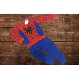 Đồ siêu nhân tay dài Người nhện Spiderman đèn led cảm ứng