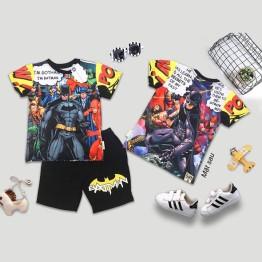 Đồ bộ lửng siêu nhân 3D Batman truyện tranh