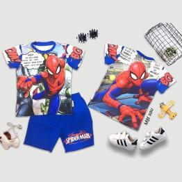 Đồ bộ lửng siêu nhân nhện 3D Spiderman truyện tranh