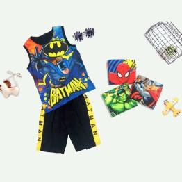 Đồ bộ sát nách siêu nhân Batman 3D